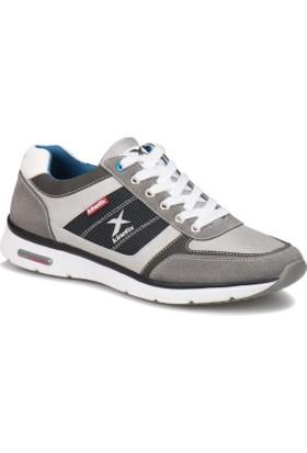 Kinetix Tomson Gri Erkek Ayakkabı
