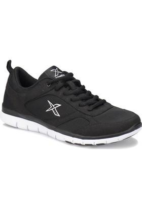 Kinetix Vitora Siyah Beyaz Erkek Fitness Ayakkabısı