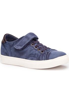 Lumberjack Keren Mavi Erkek Çocuk Sneaker Ayakkabı