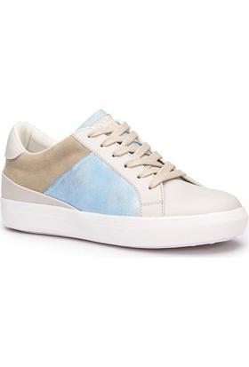 Lumberjack Simmy Gri Kadın Sneaker Ayakkabı