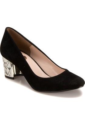 Miss F Ds17027 Siyah Kadın Ayakkabı