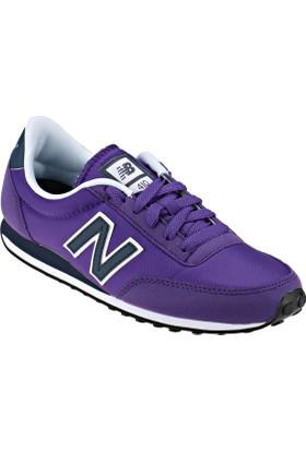 New Balance U410MNPN Mor Kadın Ayakkabı