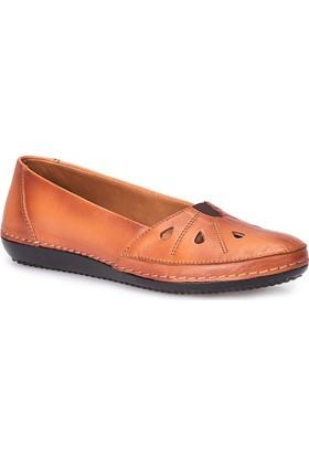 Polaris 71.109676.Z Taba Kadın Ayakkabı