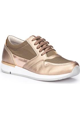 Polaris 71.109760.Z Haki Kadın Ayakkabı