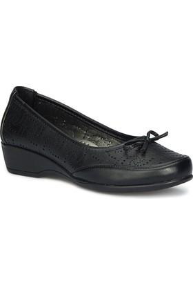 Polaris 71.157283.Z Siyah Kadın Ayakkabı