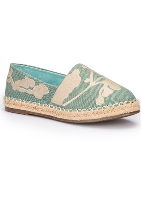 Polaris 71.310117.Z Mavi Kadın Ayakkabı