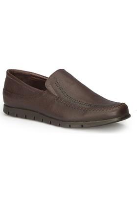 Polaris 71.800115.M Kahverengi Erkek Ayakkabı