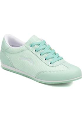 Seventeen Sva340 Turkuaz Kız Çocuk Sneaker Ayakkabı