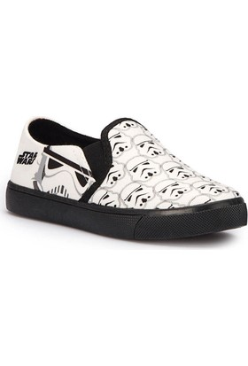 Star Wars Roler Beyaz Erkek Çocuk Ayakkabı
