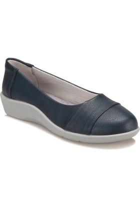 Travel Soft Trv1002 Lacivert Kadın Ayakkabı