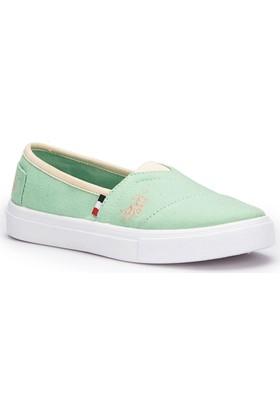 U.S. Polo Assn. Lillia Mint Kız Çocuk Ayakkabı