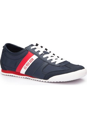 U.S. Polo Assn. Napa Lacivert Erkek Sneaker Ayakkabı
