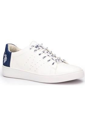 U.S. Polo Assn. Pal Lacivert Kadın Sneaker Ayakkabı