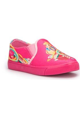 Winx Cure Fuşya Kız Çocuk Ayakkabı