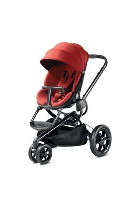 Quinny Moodd Lüks Çift Yönlü Bebek Arabası - Red Rumour