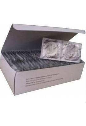 Nimo Ekonomik Paket 100 Adet Klasik Prezervatif