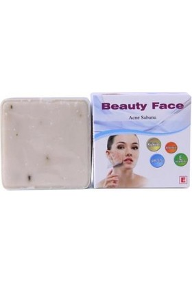 Beauty Face Acne Sabunu 90 Gr