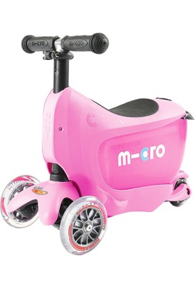Micro Scooter Mini 2 Go Pink Deluxe