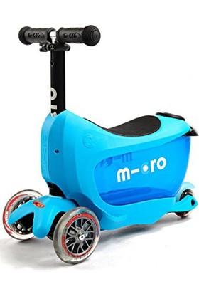Micro Scooter Mini 2 Go Blue Deluxe