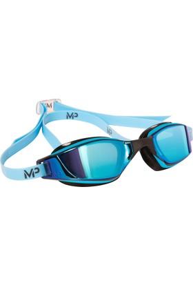 MP Xceed Titanyum Cam Yüzücü Gözlüğü AS139080