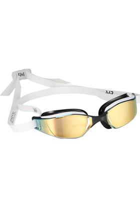 MP Xceed Titanyum Cam Yüzücü Gözlüğü AS139090
