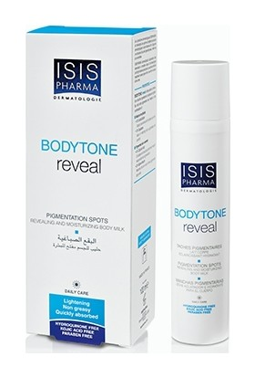 Isis Pharma Bodytone Reveal Leke Açıcı Krem 100 Ml
