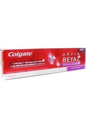 Colgate Diş Macunu Optik Beyaz Anında Beyazlık 75 Ml