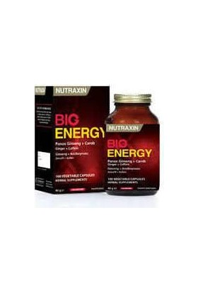 Nutraxın Bıg Energy 100 Tablet