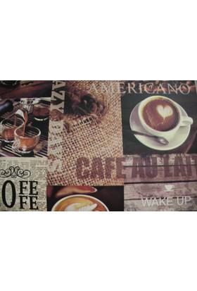 Kahve Diyarı Duvar Kağıdı