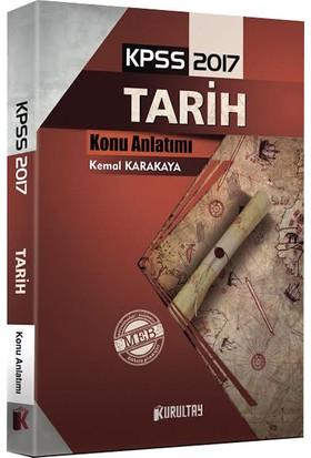Kurultay Yayınları 2017 Kpss Tarih Konu Anlatımı