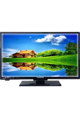 "Techwood 24LED274 24"" 60 Ekran LED TV"