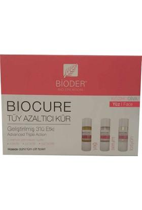Bioder Biocure Tüy Azaltıcı Kür 3 x 5 ml Yüz