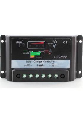 Solar Şarj Kontrol Cihazı 12/24V 30A