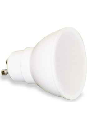 Klite Led Gu10 Mr16 6W Led Spot Ampul (Beyaz)