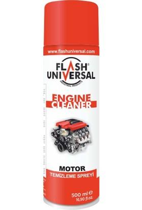Flash Universal Motor Temizleme Spreyi 500 Ml
