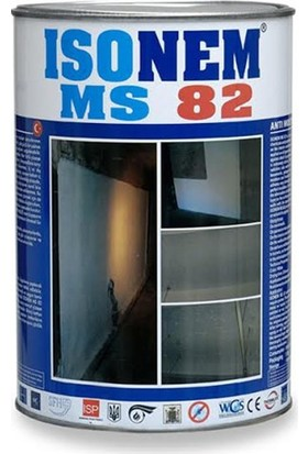 İsonem Ms 82 Nem Ve Rutubet Boyası 1 Kg