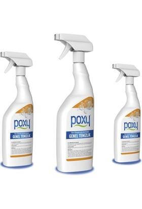 Poxy Genel Temizlik Leke Çıkarıcı