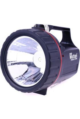Watton Şarj Edilebilir Profosyonel El Feneri 5 Watt Wt 405