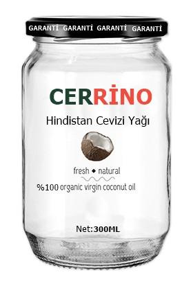 Cerrino Saf Katkısız Organik Hindistan Cevizi Yağı 300 Gr
