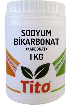 Tito Sodyum Bikarbonat (Karbonat) [Gıda Tipi] - 1 Kg