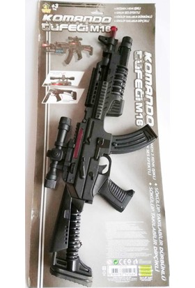 Erdem Oyuncak Komando Tüfeği