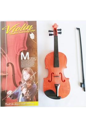 Bircan Oyuncak Violin Keman (5D Sticker)