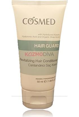 Cosmed Canlandırıcı Saç Kremi 50 Ml (Seyahat Boy)