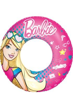 Bestway Lisanslı Barbie Yüzme Simidi - 56 Cm
