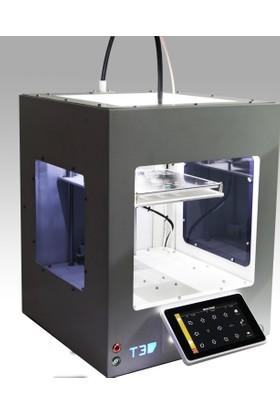 T3 Dizayn Coremax 200 Pro Dokunmatik Ekranlı 3 Boyutlu Yazıcı