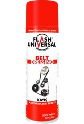 Flash Universal Kayış Kaydırmazlık Spreyi 500 Ml