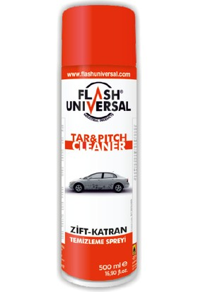 Flash Universal Zift Katran Temizleme Sprey 500 Ml