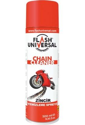 Flash Universal Zincir Temizleme Spreyi 500 Ml