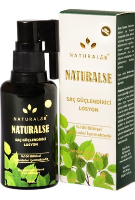 Naturalse Saç Gürleştirici Serum 50 Ml