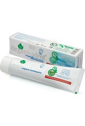Organicadent Organik&Helal Sertifikalı Florürsüz Diş Macunu 100 ml